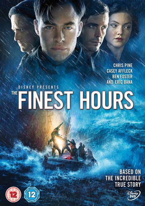 finest hours dvd zavvi
