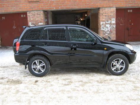 Rav 4 Length by Toyota Rav4 2002 Dimensions
