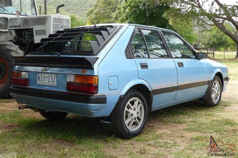 nissan pulsar turbo 1984 nissan pulsar hatchback