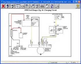 similiar 02 ranger alternator wiring keywords ranger alternator wiring diagram 2002 ford ranger alternator wiring