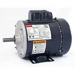 dayton 1 2 hp general purpose motor capacitor start 1725 nameplate rpm voltage 115 208 230 frame
