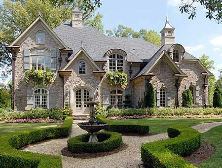 Beautiful Dream Homes On Pinterest  Mansions, Traditional