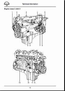 Man Ebook Soft   Service Manual  Man Diesel Engine D 2866