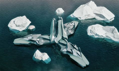 antarctica  cyclical studio hani rashid   ioa