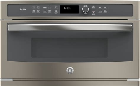 pwbeles ge profile  convection oven  microwave    combination slate
