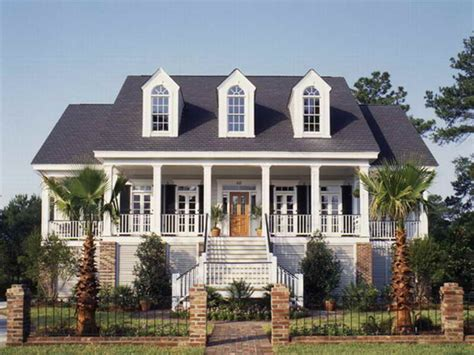 Architecture  Modern Colonial Style Home Plans Colonial