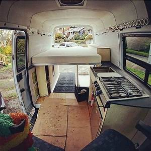 99 Diy Guide To Living In Your Van And Make Your Road