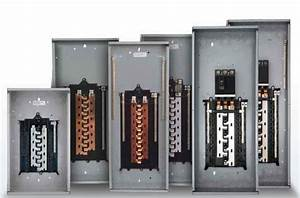 Wiring Diagram For 100 Amp Main Breaker Panel
