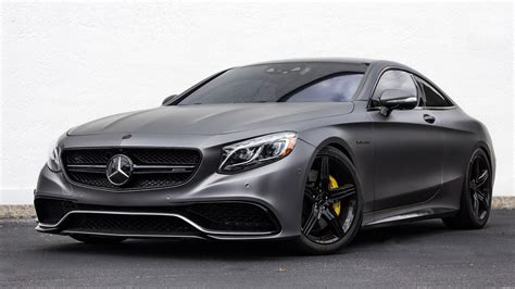2016 Mercedes-amg S63 Coupe By Renntech