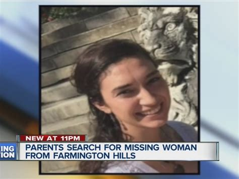 police search  missing  year  farmington hills