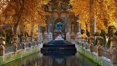 Paris Cyclops France Luxembourg Bing Bingwallpaper Jardin