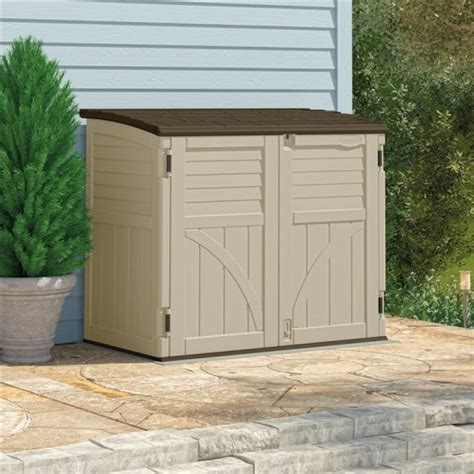 Suncast Gs3000 Outdoor Storage Shed by Billyoh Suncast Horizontal Storage Shed Plastic Sheds