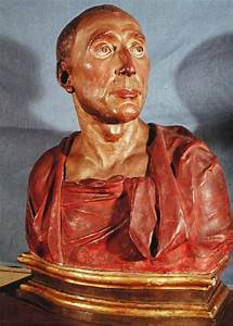 Portrait bust of the condottiere Niccolo - Donatello as ...