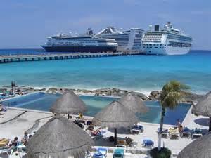 Mexico Costa Maya Cruise Port