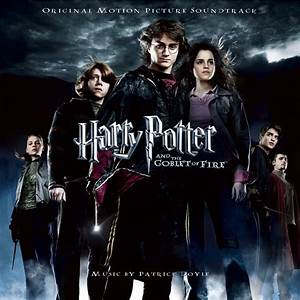 Film Music Site - Harry Potter and the Goblet of Fire ...