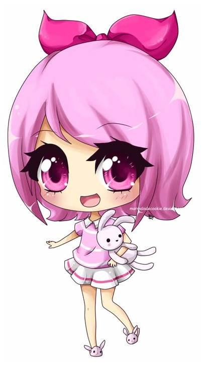 Kawaii Bonequinhas Desenhos Bonecas Chibi Anime Bonequinha