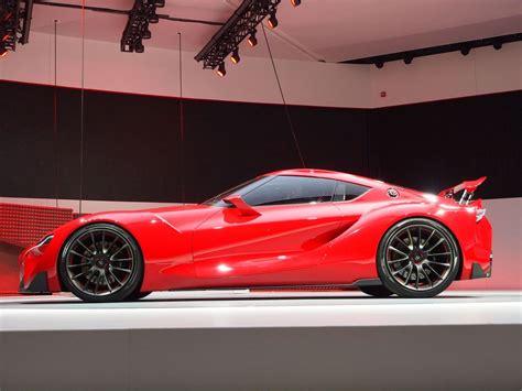 Photo Toyota Ft 1 Concept Concept Car 2018 Mdiatheque