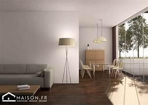 Aménager Un Petit Salon. beautiful amenagement sejour rectangulaire ...