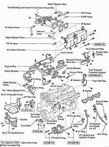 31 2001 Lexus Gs300 Spark Plug Wire Diagram