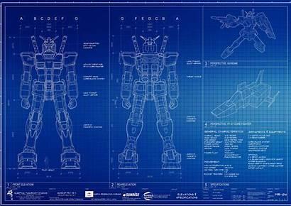 Gundam Blueprint Rx 78 Artstation Blueprints Fan