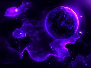 Purple Galaxy Wallpaper - WallpaperSafari