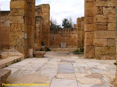 The Roman Hideout - Images of Leptis Magna