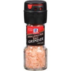 mccormick himalayan pink salt grinder 2 5 oz bottle walmart com