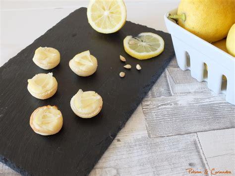 petites bouch 233 es au citron et chocolat blanc recette sur cuisine actuelle