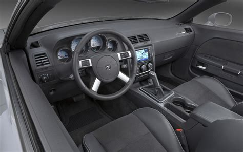 2009 Dodge Challenger Rt Interior View Photo 10
