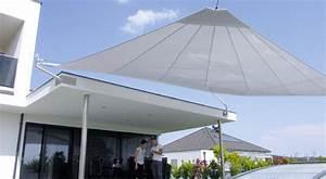 Sonnensegel Mast Selber Bauen : sonnensegel elektrisch em sonnenschutz der ~ Lizthompson.info Haus und Dekorationen