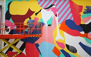 Artist Maser on his Colorful Street Art * Exclusive Interview