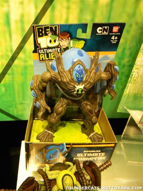ben  ultimate alien toy fair  show room images