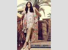 Maria b Lawn Unstitched Suit For Women online shopping