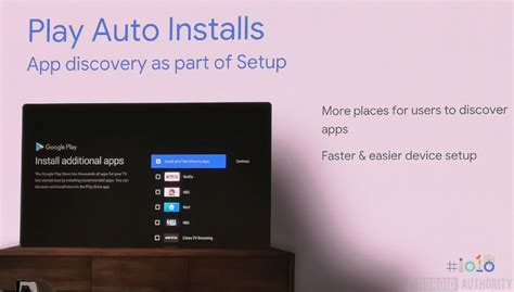 android p means new features for android tv