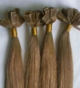 Flat Tip Hair Extension