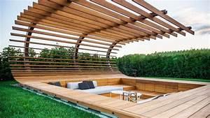 Mobilier Exterieur Bois Les Cabanes De Jardin Abri De