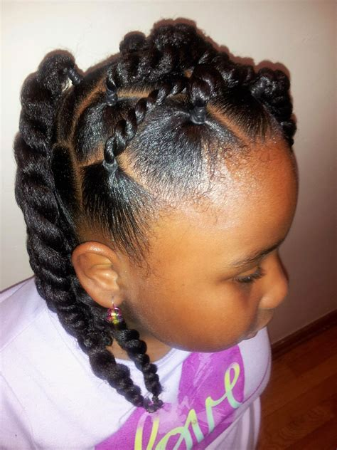 Kid Hairstyles by Curls Style Hairstyles For
