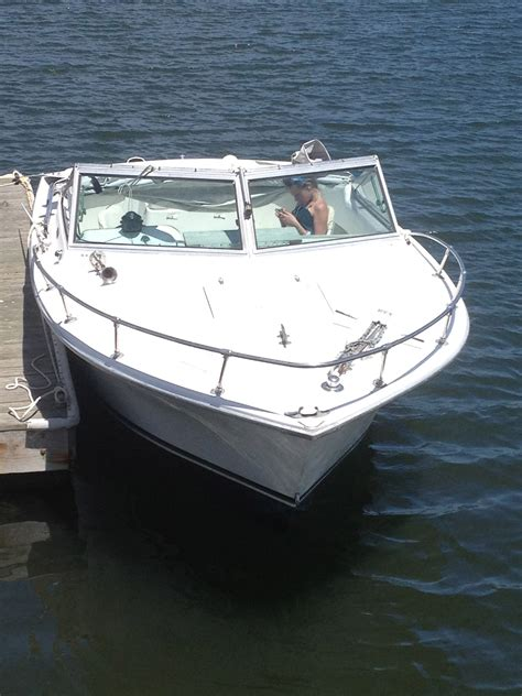 Boat Estimate by Donzi Performer 24 Cuddy Estimate The Hull