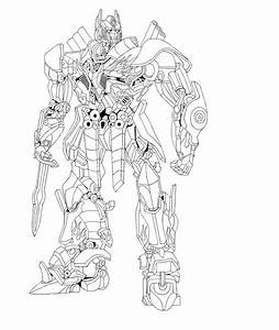 Optimus Prime sketch by isterini on DeviantArt
