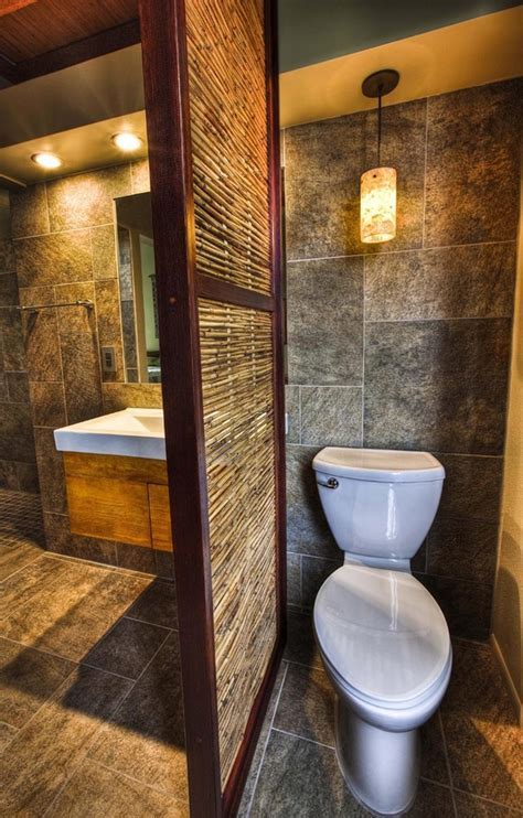 Feel Natural Vibe in Your Private Bathroom with These