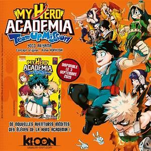 My, Hero, Academia, Team, Up, Mission, Chez, Ki