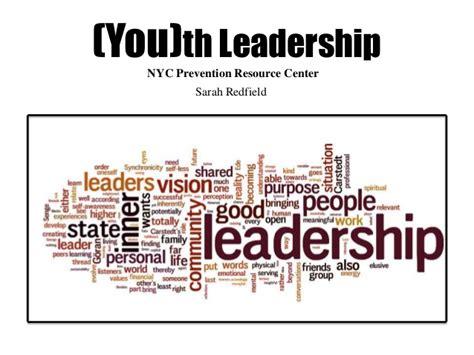training leadership training