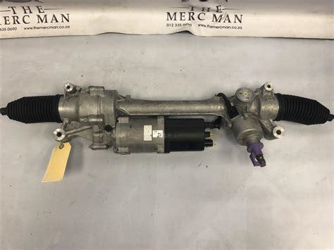 electric power steering 1999 mercedes benz cl class user handbook 2054608101 steering rack mercedes c class w205 c63 amg 2015 electric the merc man