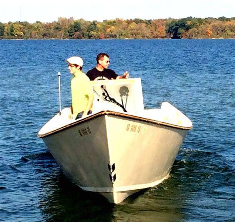 Dory Flat Bottom Boat by Boat Plans 161016 Randy Novak Clemente V Dory