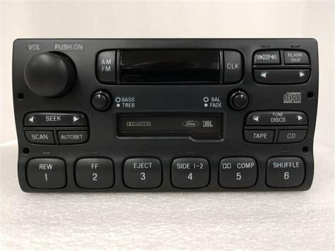 ford explorer ranger   cassette radio premium