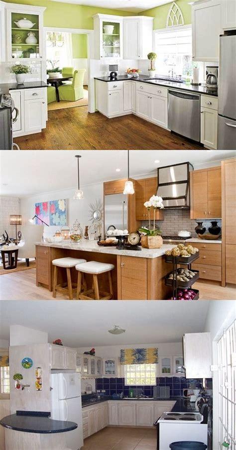 easy kitchen makeover ideas simple kitchen decorating tips interior design 7011