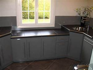 repeindre cuisine rustique repeindre cuisine rustique With repeindre un escalier en blanc 15 relooker une cuisine rustique en chene le bois chez vous