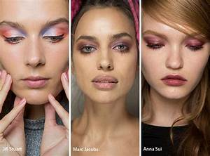 Trends Sommer 2017 : spring summer 2017 makeup trends fashionisers ~ Buech-reservation.com Haus und Dekorationen