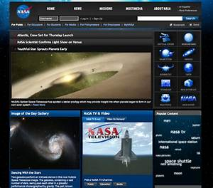 NASA Home Website - Pics about space