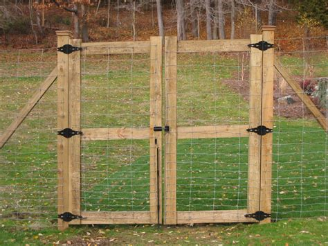 deer fences and gates deer fencing md and sons fencing nj